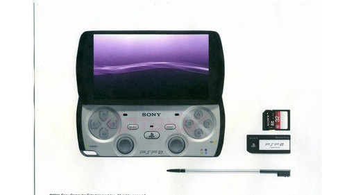 Official PSP2 Image Leaked...